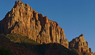 Watchman at Zion