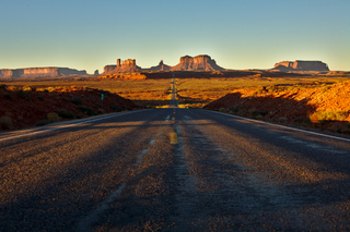 Monument Valley from Mile Marker 13
