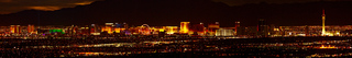 Vegas Strip Panorama