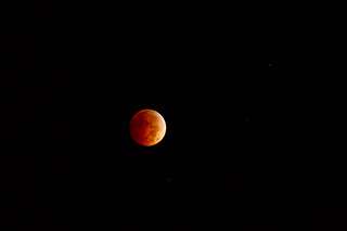 October 8, 2014 Blood Moon